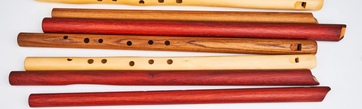Meditační flétny