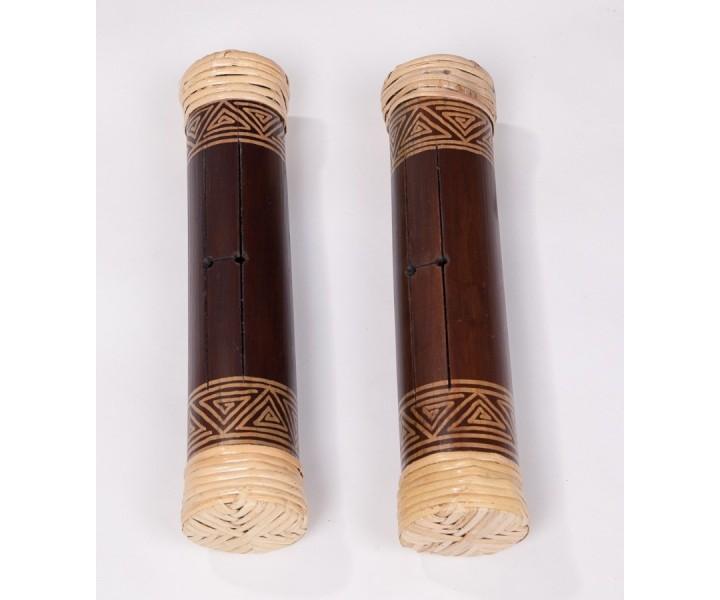 Bambusový jazykový bubínek