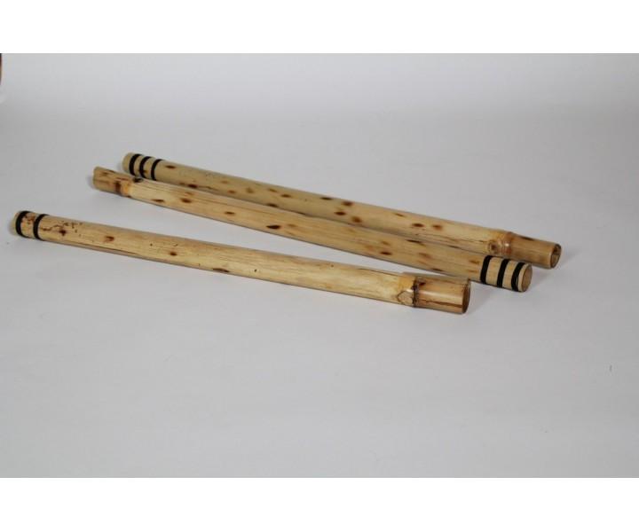 Indická alikvotní flétna velká