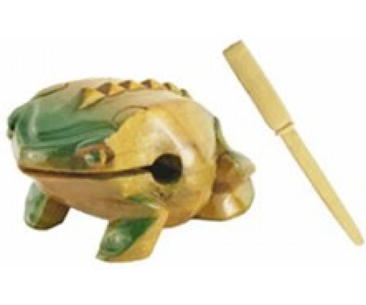 Hudební žabka střední