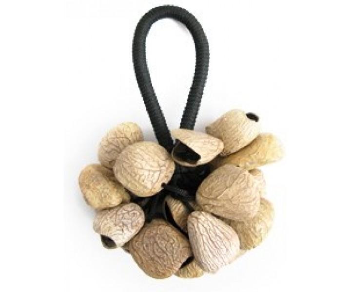 Ořechové chřestítko z Bali