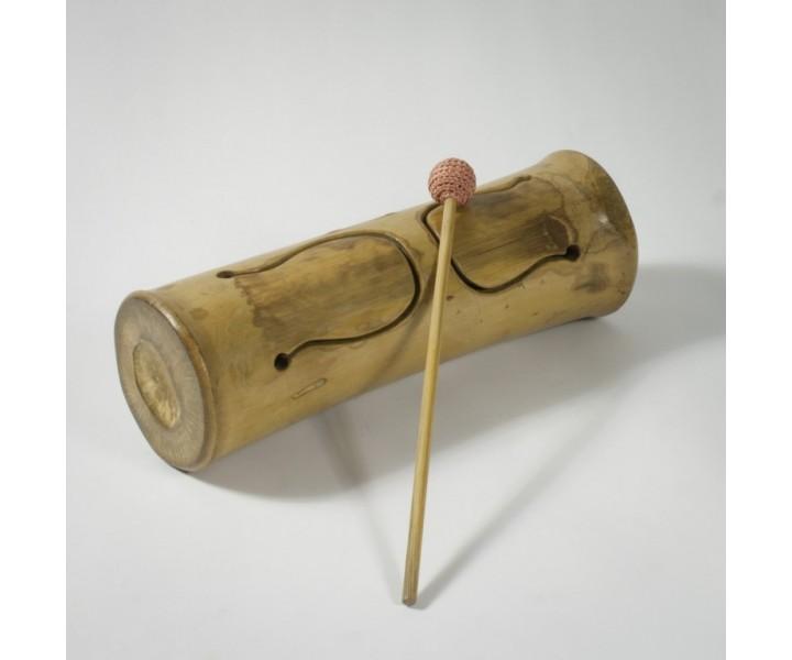 Bambusový jazykový buben