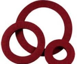 Plsťový kroužek pro tibetské mísy 8 cm