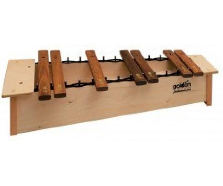 Sopránový xylofon chromatický