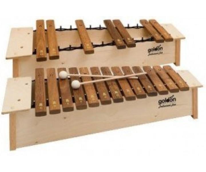 Sopránový xylofon a doplnění