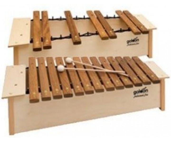 Altový xylofon a doplnění