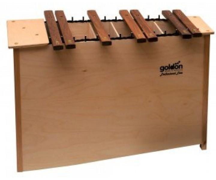 Basový xylofon chromatický