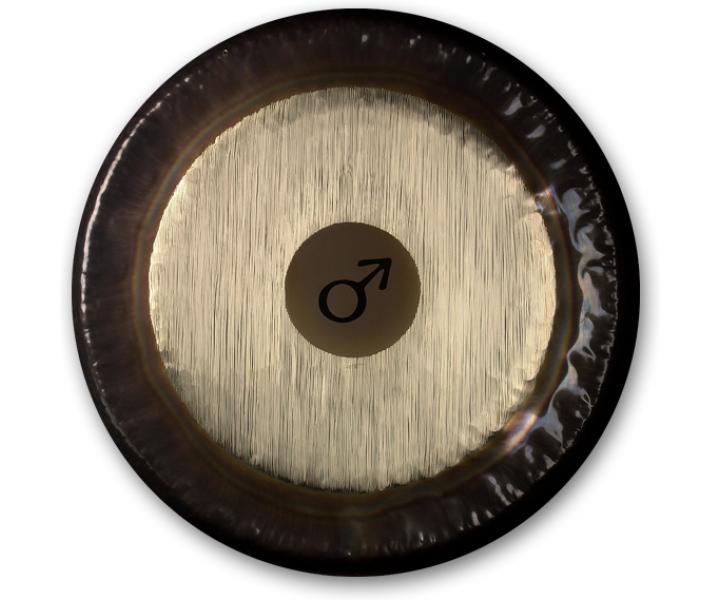 Planetární gong  Ø 81cm MARS
