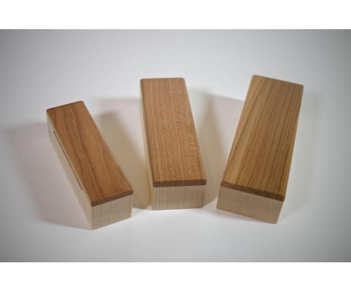 Dřevěný blok malý