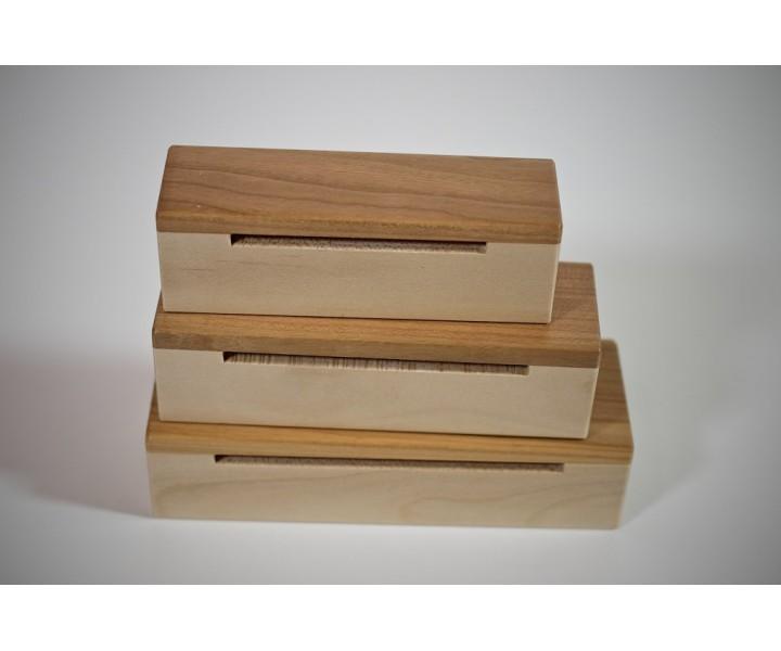 Dřevěný blok střední