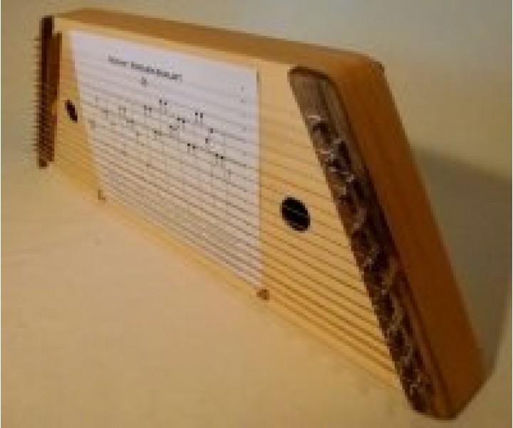 Dětská interaktivní lyra