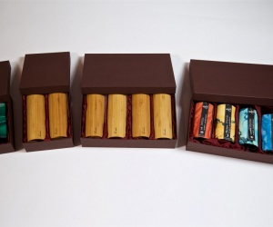 Luxusní krabička na sadu 4 Koshi & Shanti
