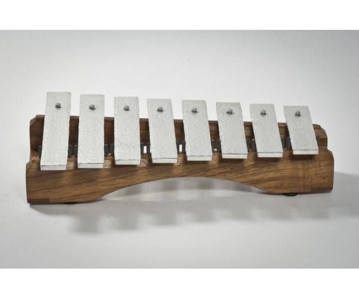 Metalofon 8 tónů diatonický