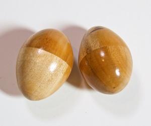 Dřevěná vajíčka