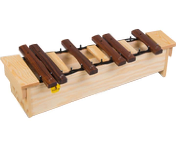 Sopránový xylofon chromatický 2000