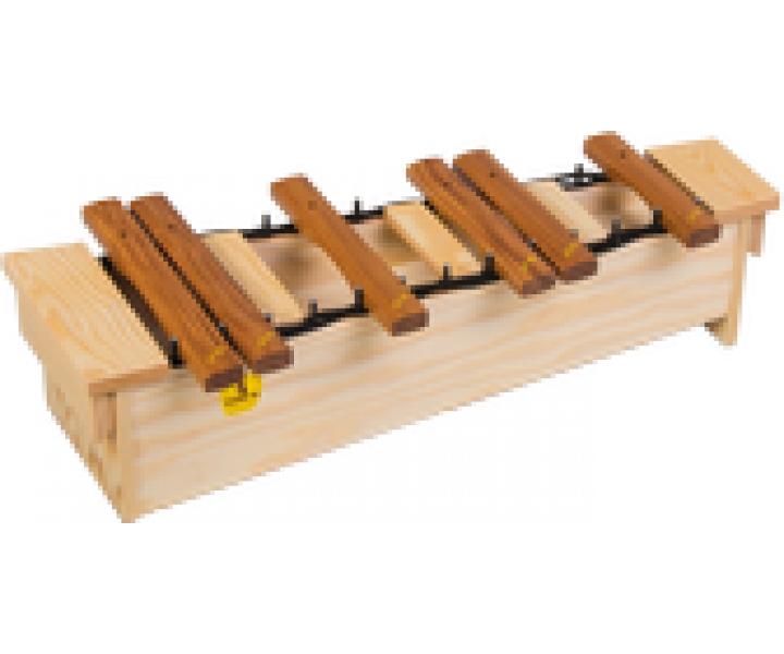 Sopránový xylofon chromatický 1600
