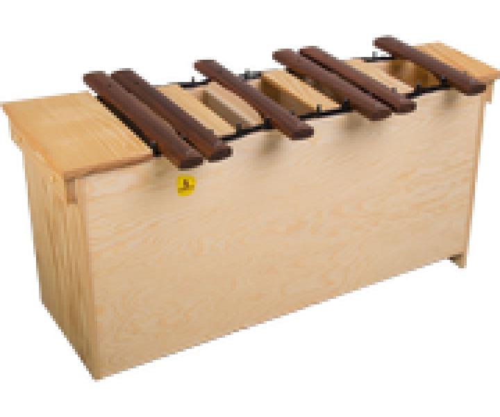 Basový chromatický xylofon 2000