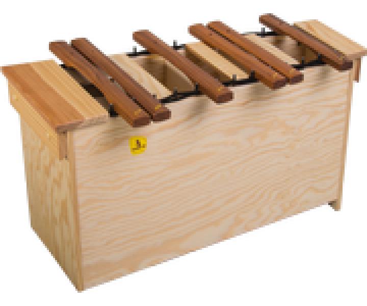 Basový chromatický xylofon 1600