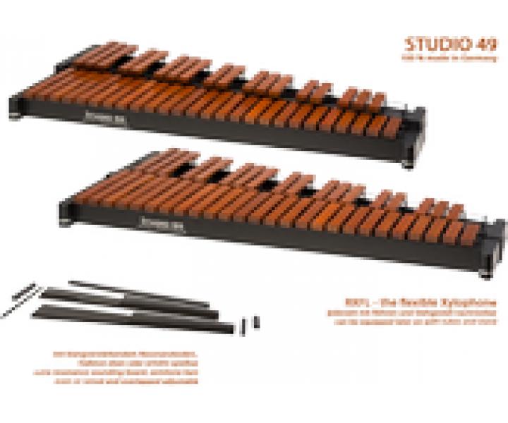 Flexibilní xylofon RXFL