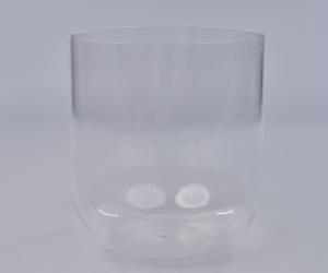 Čirá křišťálová mísa 18 cm