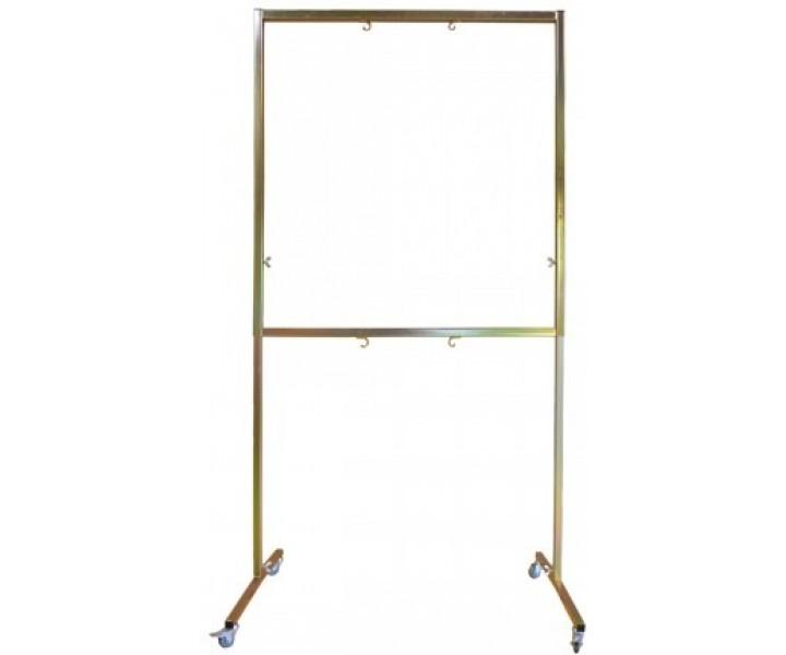Dvojitý stojan pro gongy do 110 cm