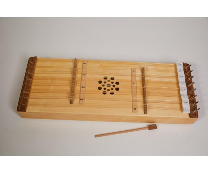 Strunná tamburina