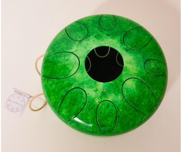 Kigonki Lulu zelené D-moll