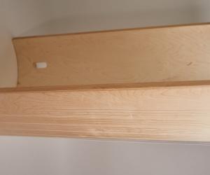 Rezonanční kolébka LENA 150 cm