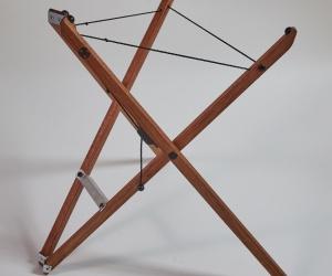 Skládací stojan pro Handpany