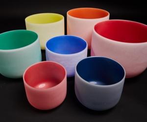 Čakrová sestava barevná