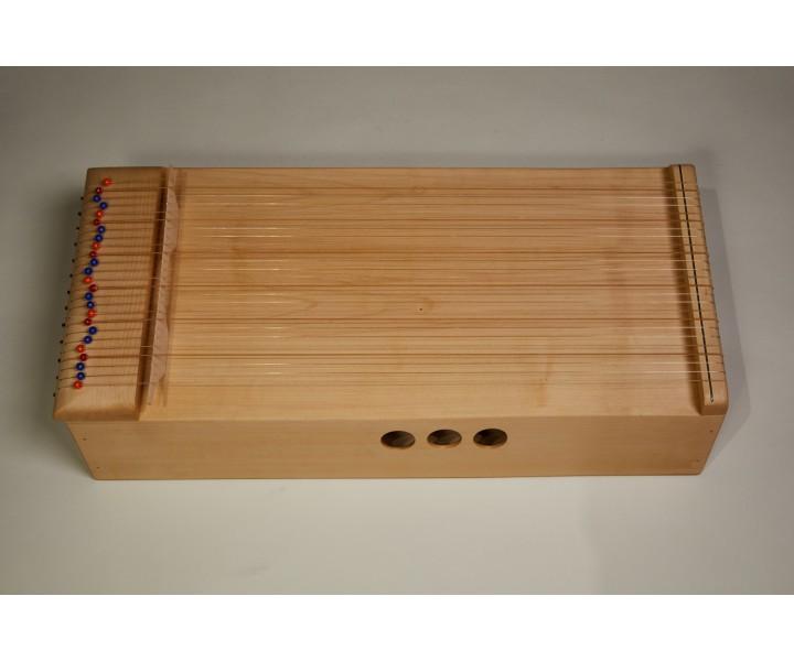 Rezonanční body monochord LENA 100 cm