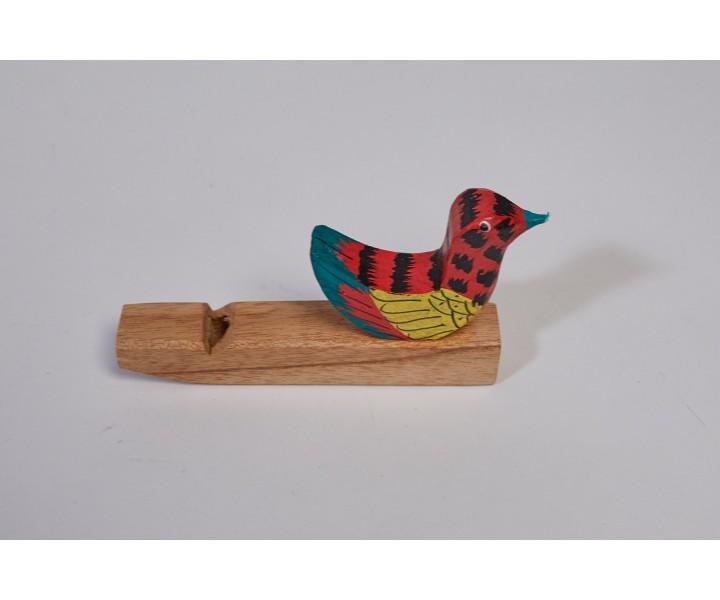 Píšťalka s ptáčkem