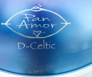 Handpan PanAmor d celtic