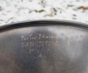 Handpan PANTON D-Kurd 9