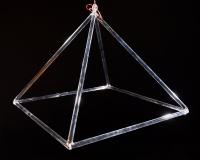 Křišťálové pyramidy