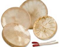 Indiánské a šamanské bubny