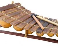 Balafony a skládací xylofony