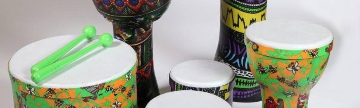 Moderní bubny Lena