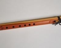 Indiánské flétny Butch Hall