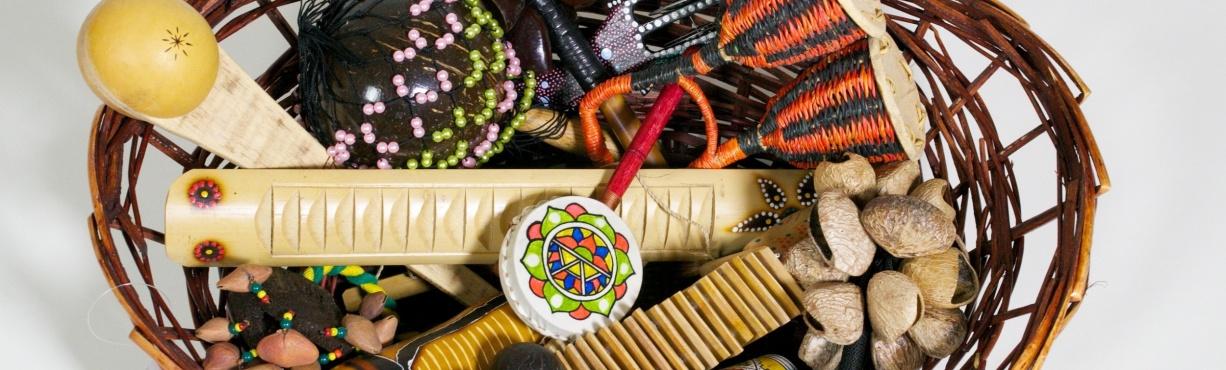 Perkuse a chřestítka