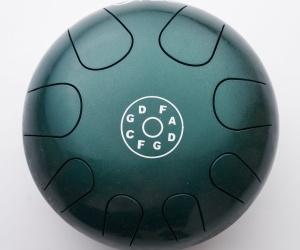Happy drum zelený G diatonika