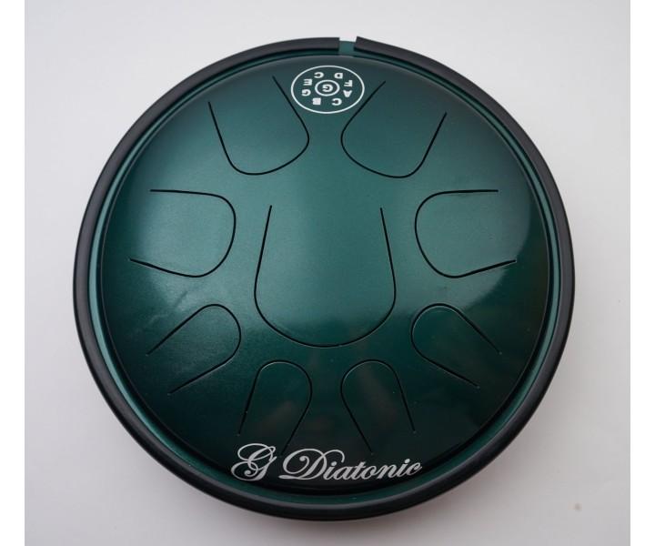 Happy drum Ufo zelený G diatonika