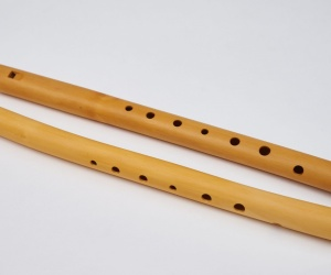 Sopránová zobcová flétna bezová