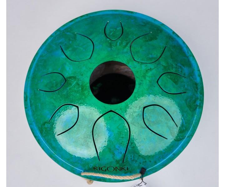 Kigonki Enki zelenomodré D-moll