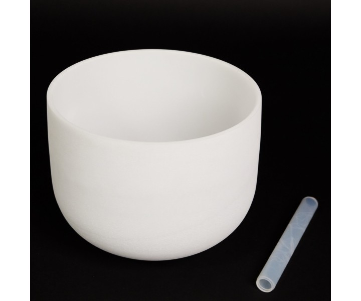 """Bílá křišťálová mísa 35 cm Es """"zamyšlení"""""""