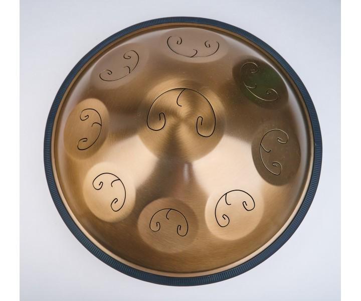 Quint-Art Drum B Celtic zlatý
