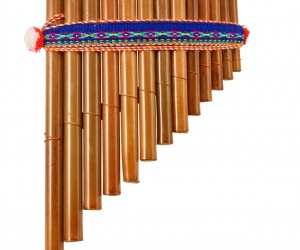 Panova flétna 13 tónů