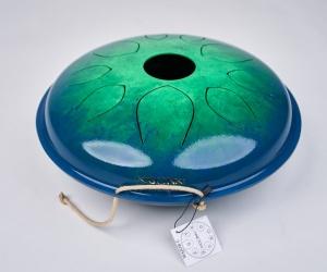 Kigonki Plato Ulu C dur zeleno modré