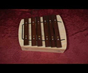 Altový xylofon AX 500