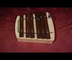 Altový xylofon AX 500 2